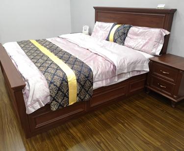 全铝家居床头柜-款式5
