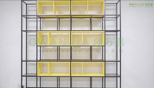 創萬嘉輕奢極簡玻璃酒柜安裝步驟