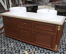 全铝卫浴柜-款式21